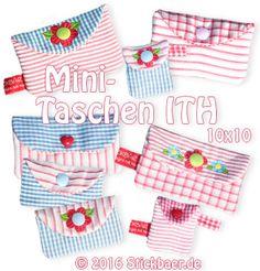 Minitaschen ITH