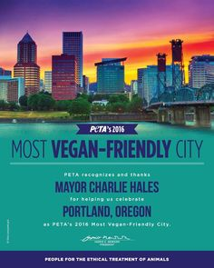 We've scoured the country and selected the most vegan-friendly cities. Did your favorite city make the cut?