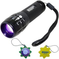 Special Offers - HQRP 390nm 3W LED UV Flashlight with Variable Focus for Search Wounded Prey plus HQRP UV Meter - In stock & Free Shipping. You can save more money! Check It (April 25 2016 at 09:48PM) >> http://flashlightusa.net/hqrp-390nm-3w-led-uv-flashlight-with-variable-focus-for-search-wounded-prey-plus-hqrp-uv-meter/