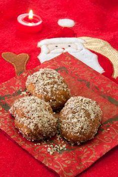 The absolute Greek Melomakarona / Honey cookies Greek Christmas, Christmas Sweets, Christmas Baking, Greek Sweets, Greek Desserts, Turkish Recipes, Greek Recipes, Holiday Cookies, Holiday Desserts