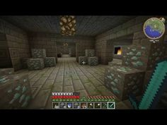 ZONA MINECRAFT: DIAMANTES,DIAMANTES Y MAS DIAMANTES! #12 - YouTube