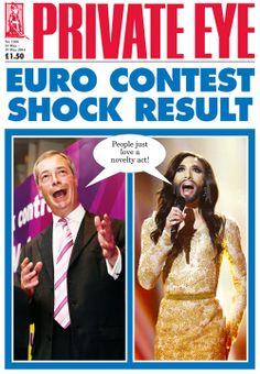 eurovision 2014 who won