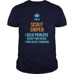 Scout-Sniper #sunfrogshirt