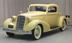 1935 Cadillac Series 10: