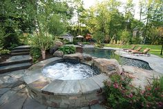 backyard | backyard designs with pools | landscape ideas and pictures