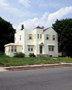 A house in Bellerose Manor, Queens.
