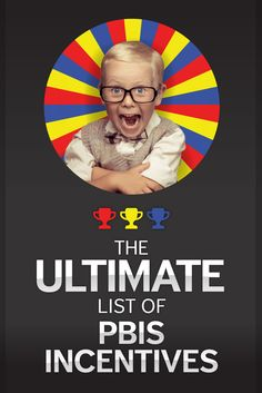 Now with over 200 Items!! Check out the Ultimate List of PBIS Incentive Ideas.