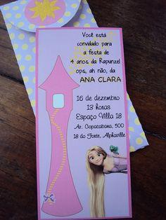 O convite da festa  015 by PraGenteMiúda, via Flickr