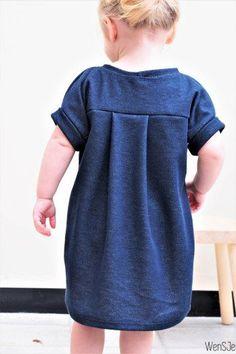 Lena dress gratis naaipatroon – iets voor Noortje?