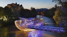 Aiola Bridge Avusturya.