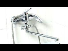 Как отмыть краны в ванной от налета
