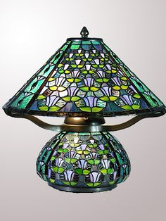 Tiffany lamps stained glass pics - Google Search