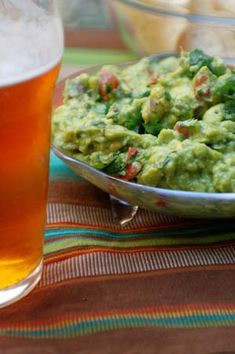 Barbara Adams Beyond Wonderful » Guacamole Authentic Mexican Recipe