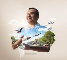 Increíbles ilustraciones digitales de Perú