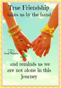 Friendship★Soul Sisters So very true, thank you my sweet Angel. Words Quotes, Wise Words, Me Quotes, Sayings, Soul Friend, My Best Friend, Sisters By Heart, Real Friends, Friends Forever