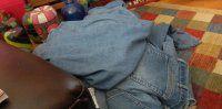 Оптимальный алгоритм деконструкции джинсов  Здравствуйте, уважаемые читатели сайта кроя и шитья ideaport.ru. Виртуальный швейный кружок опубликовал немало материалов, которые содержали сведения