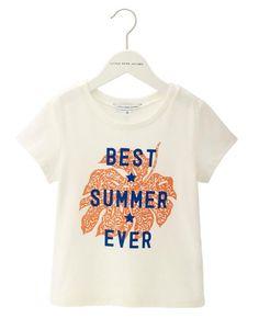Little Marc Jacobs Best Summer Ever T-Shirt