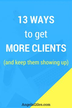 get more clients, clients, get new clients, clients on demand, client, how to get clients, hot to book clients, how to get clients from Facebook