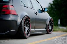 Houcks AWD Mk4 VW GTI 1.8T on BBS CHs