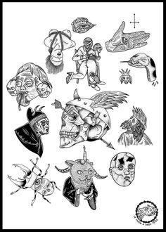 witch tattoo tumblr - Buscar con Google