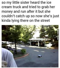 Ahaha dat ice cream