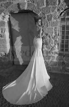 Corso Anticipazioni moda sposa 2015. Galia Lahav abiti da sposa primavera 2015: La Dolce Vita