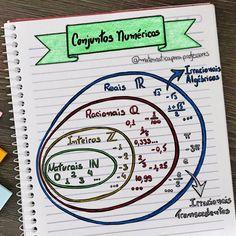 ▶Qualquer dúvida, é só perguntar! Mental Map, Math Charts, Math Notes, Math Formulas, Study Organization, School Study Tips, Lettering Tutorial, Study Hard, School Notes