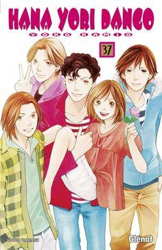 Hanna Yori Dango de mis animes favoritos :D