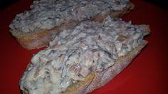 SALATA DE PUI CU ciuperci SI MAIONEZA Dairy, Ice Cream, Yummy Food, Cheese, Desserts, Anna, Salads, Sherbet Ice Cream, Delicious Food