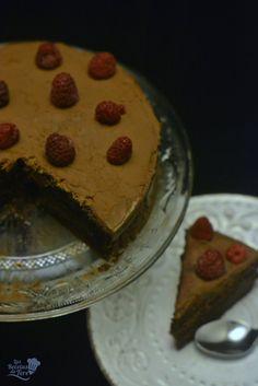 Tarta ràpida de chocolate con frosting de chocolate y queso tererecetas las recetas de tere 04