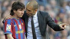 Pep & Messi