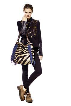 Love the bag! (campaña Jazmin Chebar 2012)