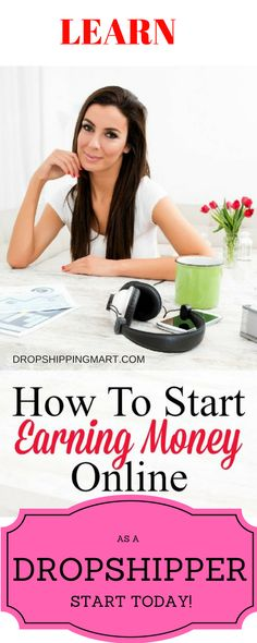 Dropshipping is an extremely simple concept; you own a website that sells fantastic products at unbeatable prices. However, you don't actually stock and ship those products. #workfromhome