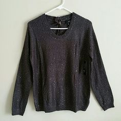 Lowest ,Beautiful Sequins sweater, new Beautiful brand new Sweater, never worn  Size L Smoke and pet free household.  Have a bless day. a new approach ana. Sweaters