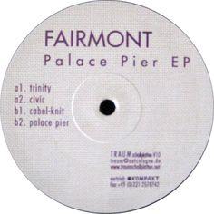 Palace Pier EP - Palace Pier EP