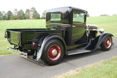 Bid for the chance to own a 1931 Ford Model A Pickup at auction with Bring a Trailer, the home of the best vintage and classic cars online. Rat Rod Pickup, Old Pickup Trucks, Hot Rod Trucks, Cool Trucks, Chevy Trucks, Truck Drivers, Lowrider Trucks, Dually Trucks, Semi Trucks