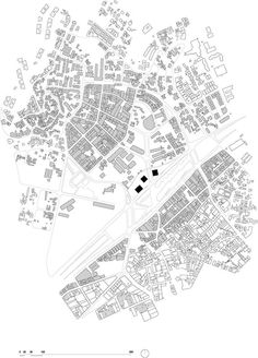 La Pallaresa,situation plan