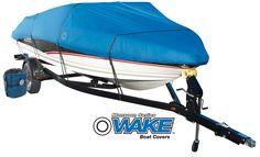 Wake Monsoon Series Boat Cover