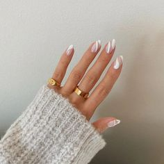 Simple Acrylic Nails, Best Acrylic Nails, Acrylic Nail Designs, Gel Nail Art, Frensh Nails, Swag Nails, Nail Manicure, Neutral Nail Art, Neutral Wedding Nails