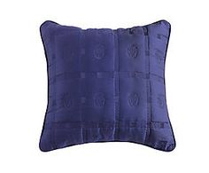 Подушка квадратная с вышивкой