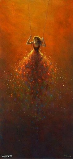 Orange fairytale...By Jimmy Lawlor