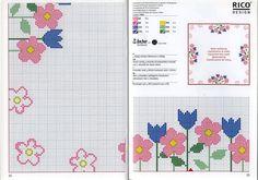 Solo Patrones Punto Cruz (pág. 47)   Aprender manualidades es facilisimo.com