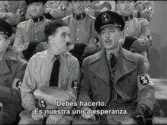 Discurso Charles Chaplin (El Dictador)
