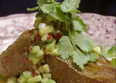 Get Hot Smoked Salmon with an Amazing Chile Salsa Recipe from Food Network