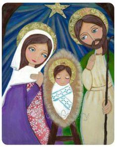 LAS FAMILIAS DEBERÍAN TOMAR COMO EJEMPLO LA SAGRADA FAMILIA DE JESÚS, JOSÉ Y MARÍA