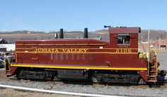 One of the Railfan Photos of the Week pics for Feb 29th.