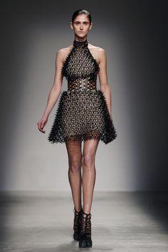 Iris Van Herpen. See all our favorite looks from Paris fashion week.