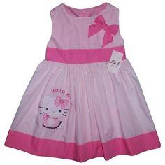 Vestidos Niña Marca Iancarol - Bs. 4.800,00