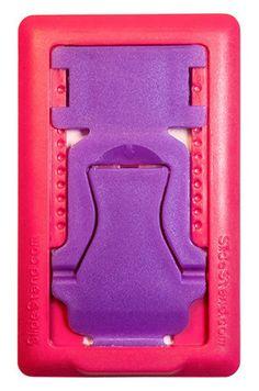SlideStand Stand for Smartphones - White Dallas C, Red Purple, Smartphone, Airports, Philadelphia, Atlanta, Black, Tech, San