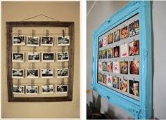 tv colgado con marco antiguo - Buscar con Google Small Room Decor, Diy Room Decor, Home Decor, Small Rooms, Youth Rooms, Craft Night, Vintage Diy, Decoration, Photo Wall